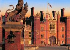 The Tiltyards, Hampton Court Palace - Habitat Survey image #1